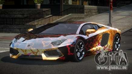 Lamborghini Aventador GST Drift S10 für GTA 4