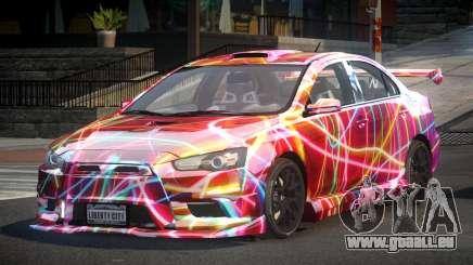 Mitsubishi Evo X SP S2 pour GTA 4