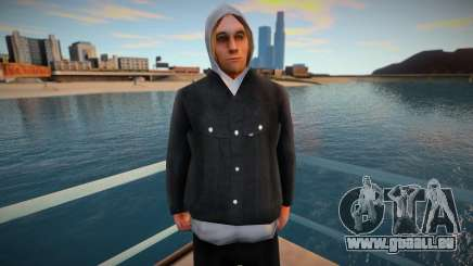 New Wmyst skin pour GTA San Andreas