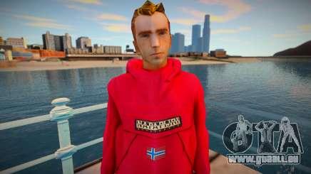 Fashionista Paul pour GTA San Andreas