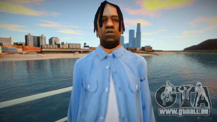 Improved sbmycr skin pour GTA San Andreas