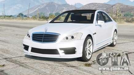 Mercedes-Benz S-klasse WALD Black Bison Edition Sports Line (W221) 2010〡add-on pour GTA 5