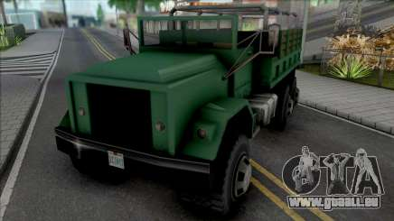 Barracks GTA LCS pour GTA San Andreas