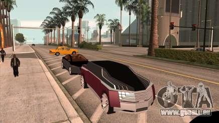 Limo pour GTA San Andreas