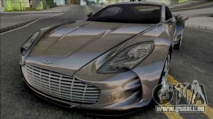 Aston Martin One-77 (Asphalt 8) für GTA San Andreas