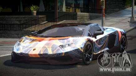 Lamborghini Aventador U-Style S8 pour GTA 4