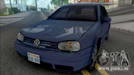 Volkswagen Golf MK4 GTI (NFS Underground 2) pour GTA San Andreas