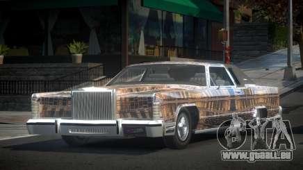 Lincoln Continental 70S S7 pour GTA 4