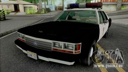 Ford LTD Crown Victoria 1991 LAPD für GTA San Andreas