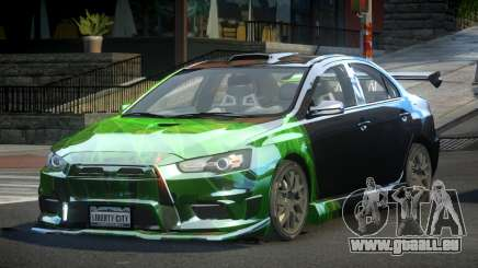 Mitsubishi Evo X SP S10 pour GTA 4