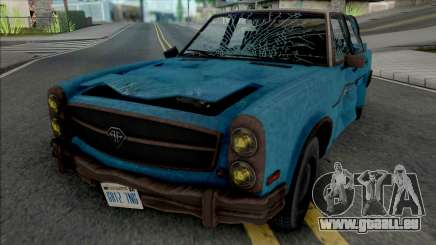 GTA V Benefactor Glendale Beater [IVF] pour GTA San Andreas