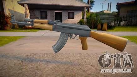 New AK-47 (good weapon) pour GTA San Andreas