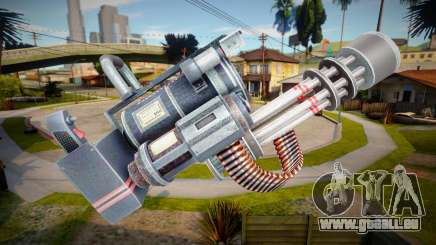 Minigun - Dead Rising 4 pour GTA San Andreas
