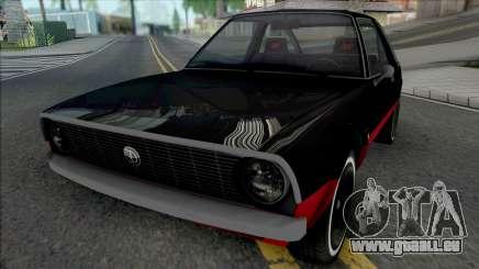 GTA V Declasse Rhapsody [VehFuncs] pour GTA San Andreas