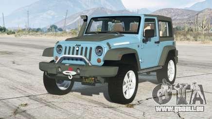 Jeep Wrangler Rubicon (JK) 2011 pour GTA 5