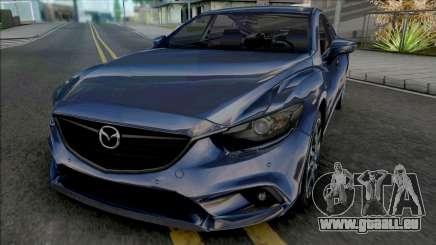 Mazda 6 (Asphalt 8) pour GTA San Andreas