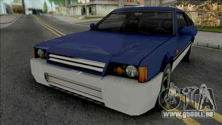 Civil Vehicle NFS MW pour GTA San Andreas