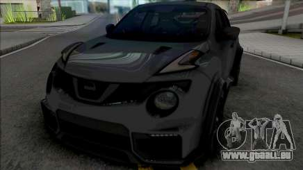 Nissan Juke R für GTA San Andreas