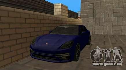 Porsche Panamera Turbo S Turismo pour GTA San Andreas