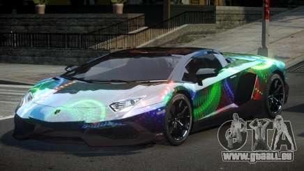 Lamborghini Aventador U-Style S5 pour GTA 4