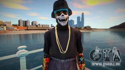 Fashionista sfr3 pour GTA San Andreas