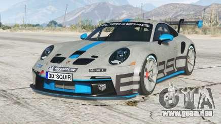 Porsche 911 GT3 Cup (992) 2020〡add-on für GTA 5