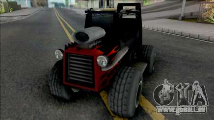 Hotrod Quad pour GTA San Andreas