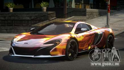 McLaren 650S BS S1 pour GTA 4