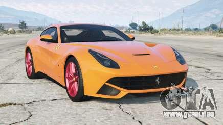 Ferrari F12berlinetta 2012 〡add-on v1.1 pour GTA 5