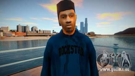 Bmyri en casquette pour GTA San Andreas