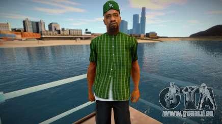 Fam3 - By Marchetti Dynasty pour GTA San Andreas