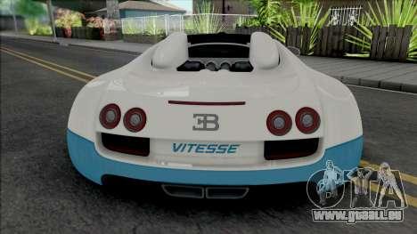 Bugatti Veyron Grand Sport Vitesse 2012 pour GTA San Andreas