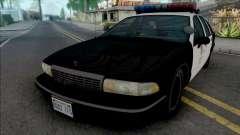 Chevrolet Caprice 1993 LAPD