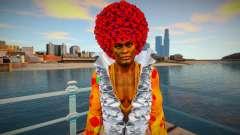 Dead Or Alive 5 - Zack (Costume 3) 2 pour GTA San Andreas