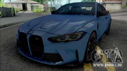 BMW M4 Competition für GTA San Andreas