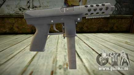 Quality TEC-9 für GTA San Andreas