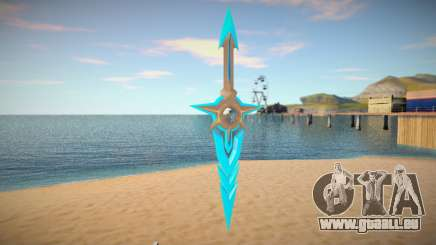 Legend Cosmic Gleam - Sword pour GTA San Andreas