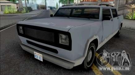 Sadler Deluxe für GTA San Andreas