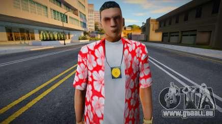Police Detective pour GTA San Andreas