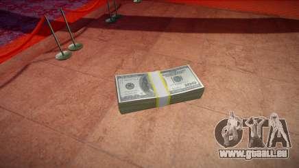 Remastered money (Dollars) für GTA San Andreas