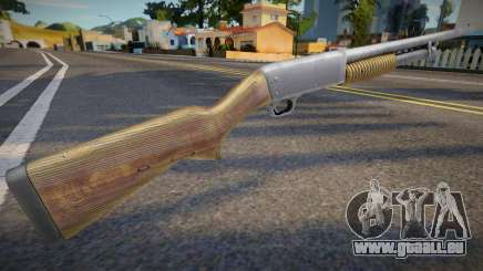 Remaster chromegun pour GTA San Andreas