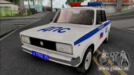 VAZ-2105 Polizei für GTA San Andreas