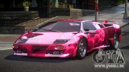 Lamborghini Diablo U-Style S3 für GTA 4