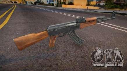 New AK-47 (good model) pour GTA San Andreas