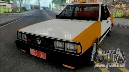 Volkswagen Passat LSE 1987 Old Iraqi Taxi für GTA San Andreas
