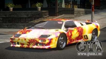 Lamborghini Diablo U-Style S7 für GTA 4