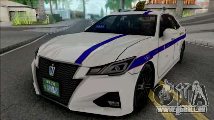 Toyota Crown Athlete 2016 Private Taxi pour GTA San Andreas