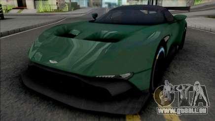 Aston Martin Vulcan 2016 (Real Racing 3) für GTA San Andreas
