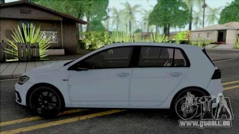 Volkswagen Golf 7.5 R-Line pour GTA San Andreas