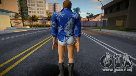 Shin Kamiya Tekken Blood Vengeance v1 pour GTA San Andreas